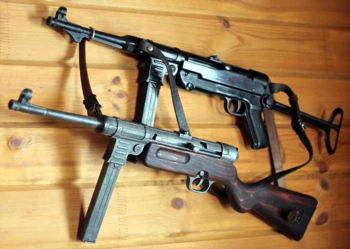 Занимательное оружиеведение: кто создал -шмайссер-