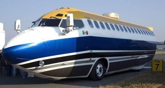 Лимузин из -Боинга-