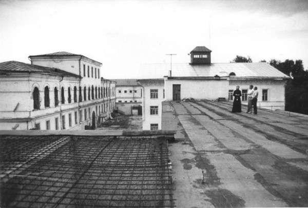 Одна из самых страшных тюрем СССР