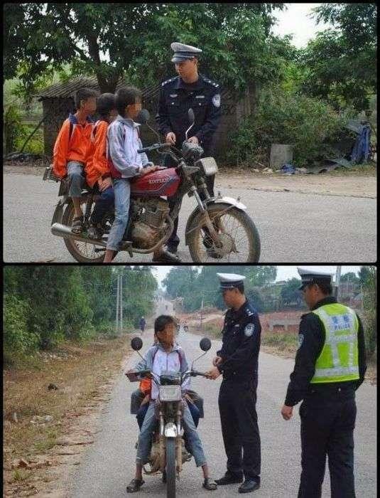 Забавные азиаты