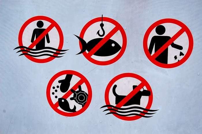 10 необычных запретов в разных странах мира