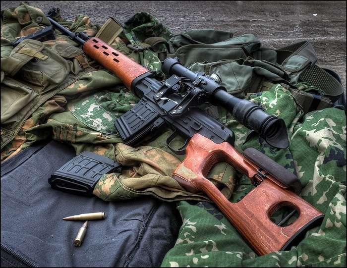 Горячее и холодное оружие