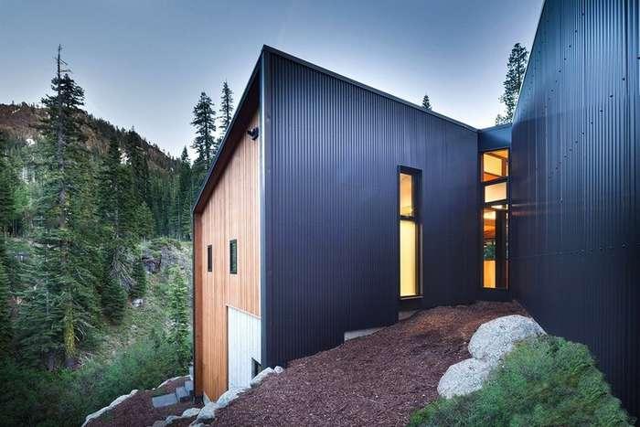 Загородный дом в живописном уголке среди гор Сьерры-Невады
