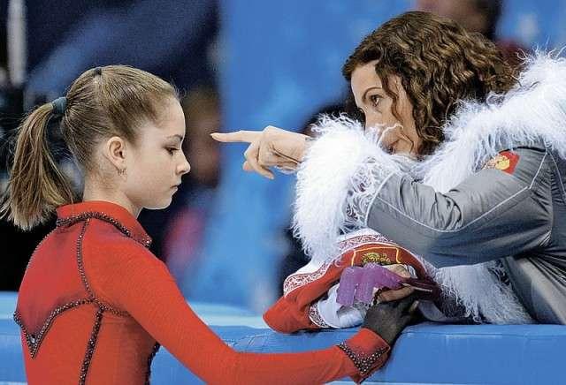 Драма олимпийской чемпионки