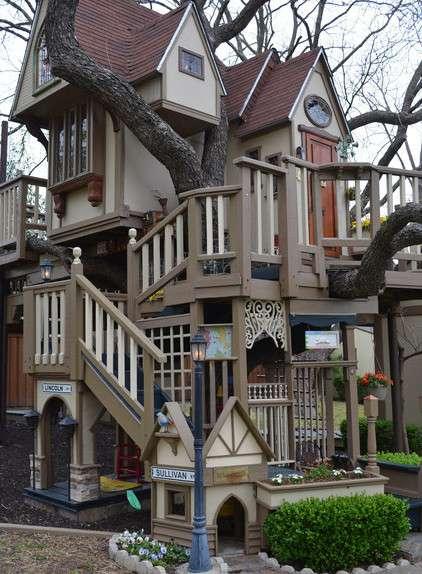 Дом для внуков