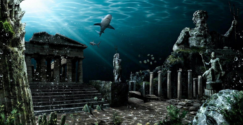 Загадка Атлантиды с точки зрения Платона