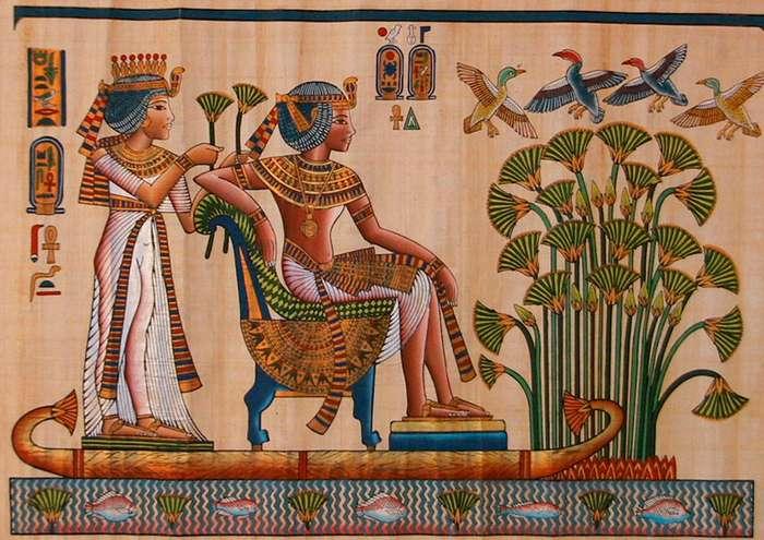 Кариес как главная проблема фараонов