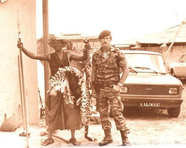 Африканские ихтамнеты
