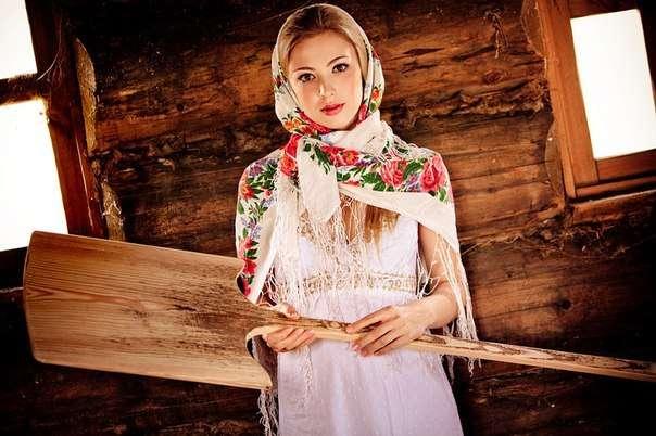 Необычные женские ремёсла на Руси
