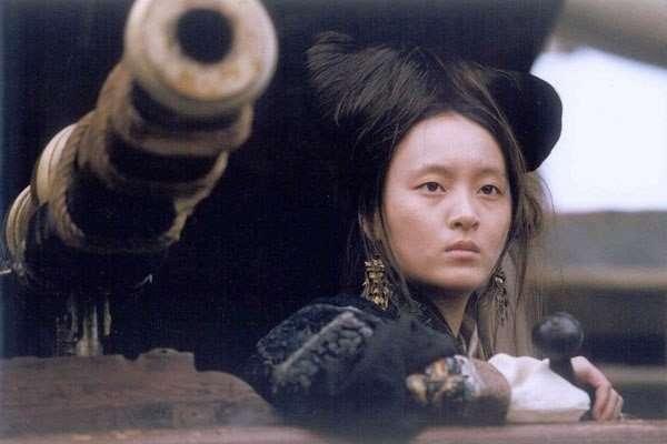 Императрица пиратов Госпожа Цин