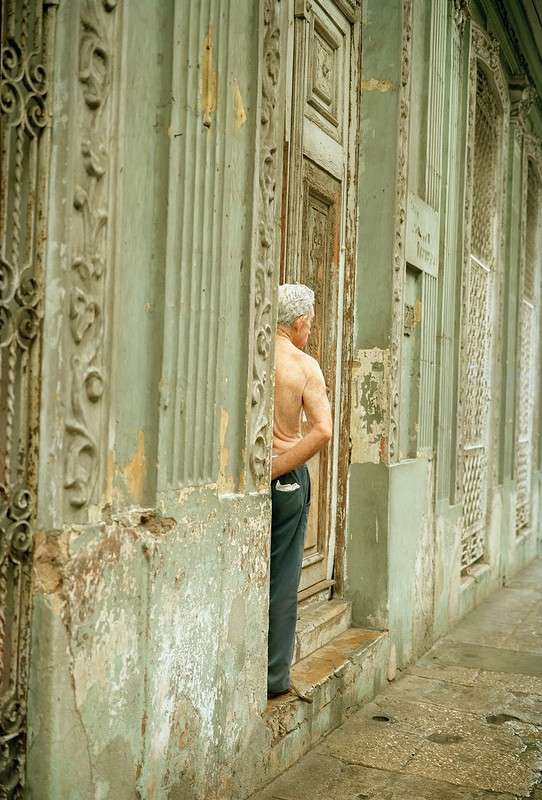 Куба 90-х на снимках от Триа Джован