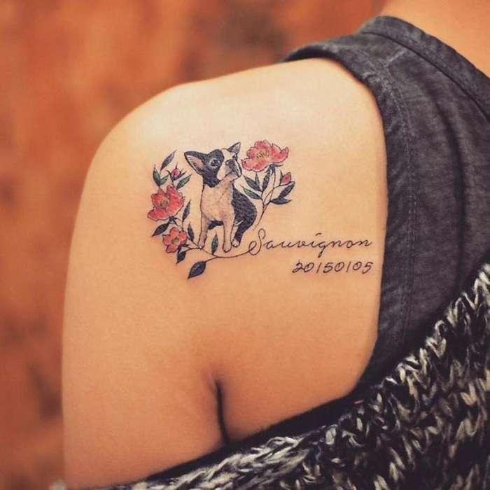 Татуировки с к 50