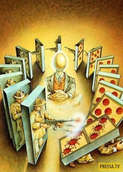 Карикатуры о современной жизни, которые заставят вас задуматься