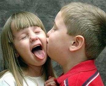 Советы для первого поцелуя