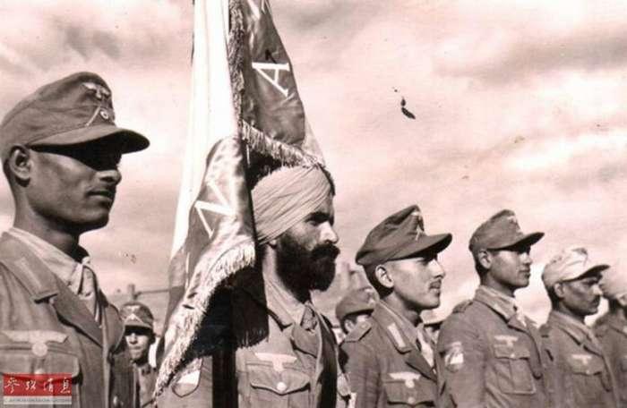 История тропического корпуса -F- Вермахта
