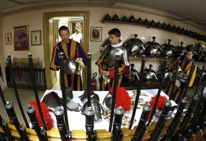 Вооруженные силы Ватикана