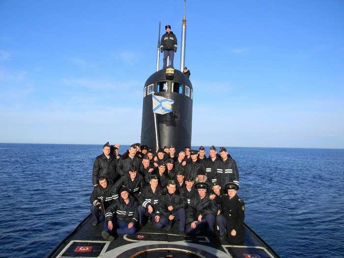 про подводную лодку прощание славянки