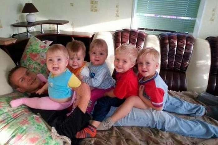 Его жена умерла и он остался с 6 детьми один…Но потом случилось это…