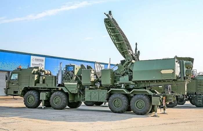 Только Россия имеет на вооружении электромагнитные боеприпасы