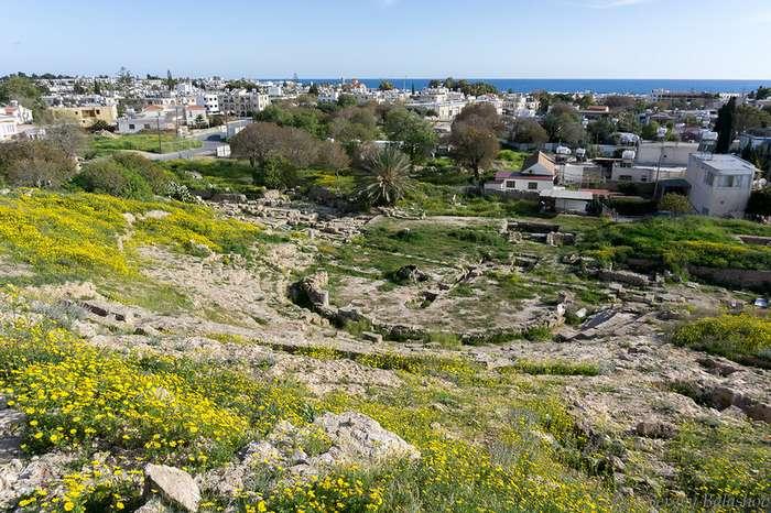 Пафос. Археология и древности