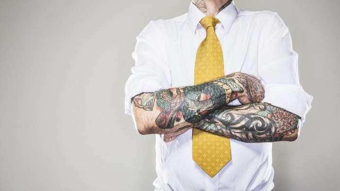 5 шокирующих фактов о татуировках, о которых вам никто никогда не расскажет