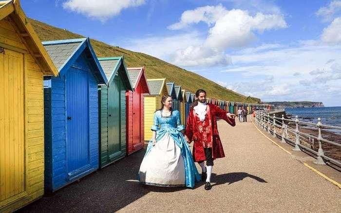 Ежегодный фестиваль стимпанка в Англии