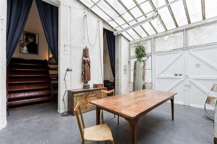 Лофт в центре Парижа за €8.9 миллиона