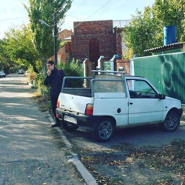 Мой первый автомобиль. Поймут те, кто начинал водить на российских машинах