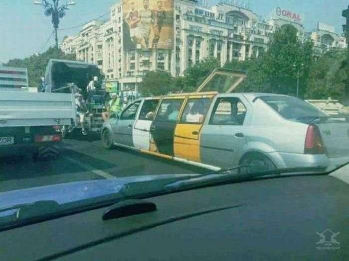 Странные автомобили