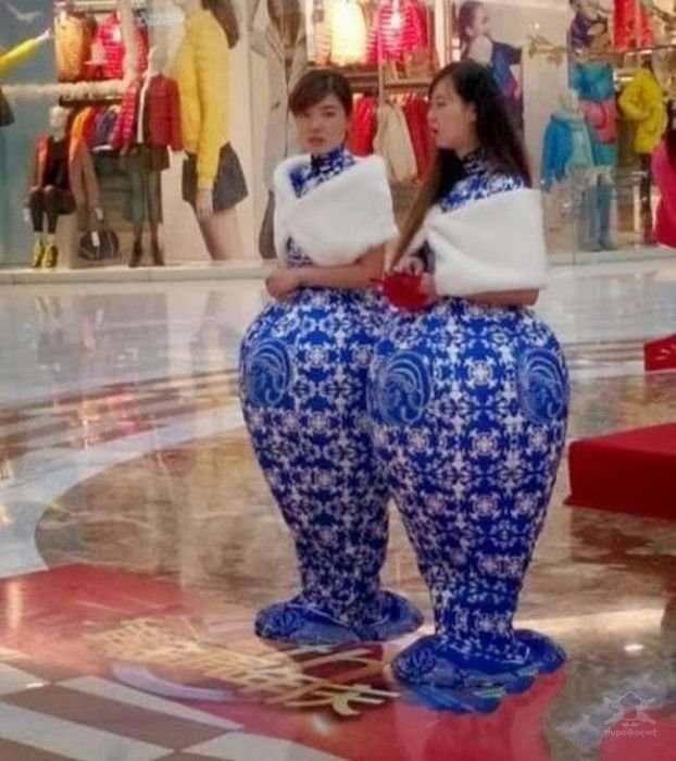Забавные снимки из Азии