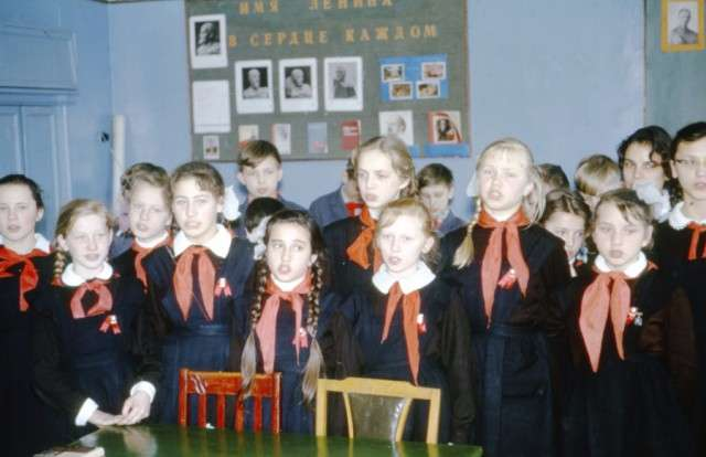Москва 1964 г. Zachary Hoffman.