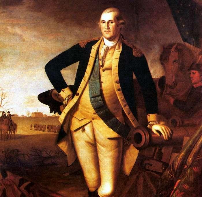 Кем был Джордж Вашингтон