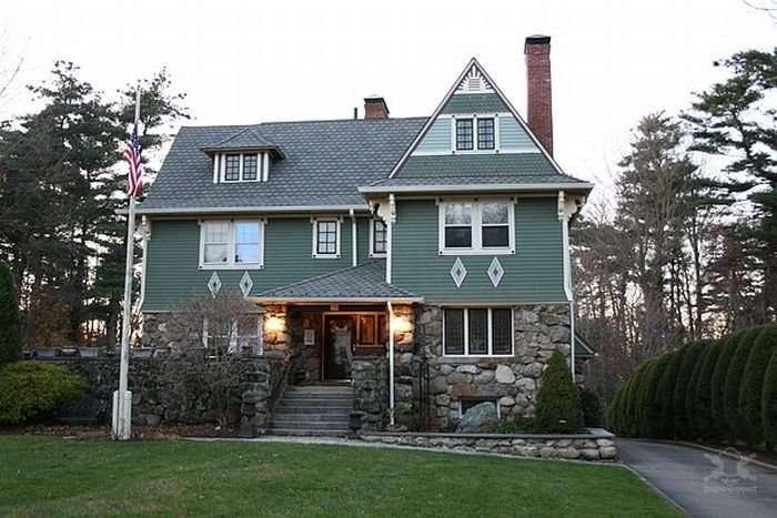 Дом в стиле Стимпанк