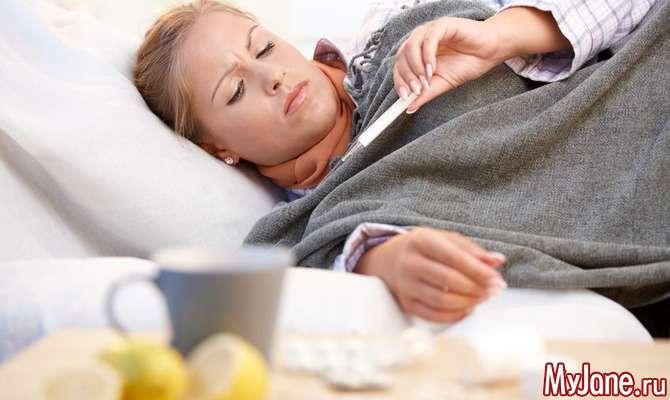 Как вылечить простуду за день