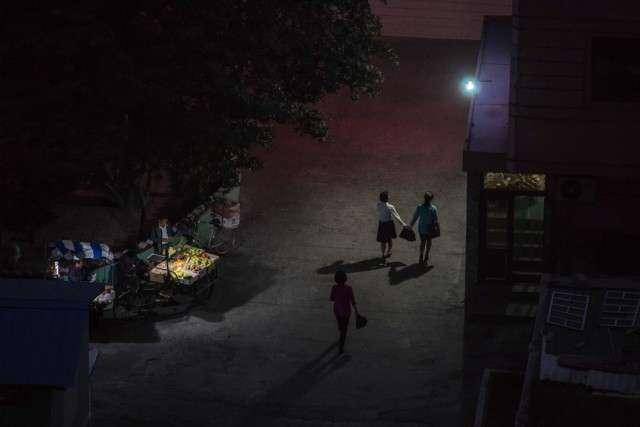 Подборка интересных фотографий из Северной Кореи