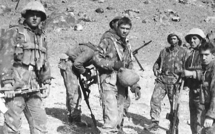 Бой у кишлака Коньяк: как в неравном бою советские солдаты надрали задницу -духам-