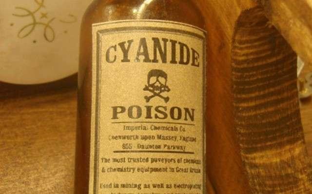 10 наиболее известных ядов, используемых для убийства.
