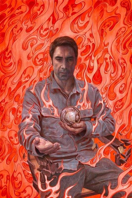 Джеймс Джин – Создатель плакатов для Runner 2049 и самых ожидаемых фильмов года
