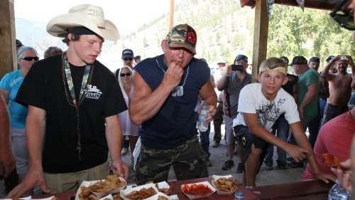 Топ-10: малоизвестные и неприятные факты про конкурсы по поеданию пищи