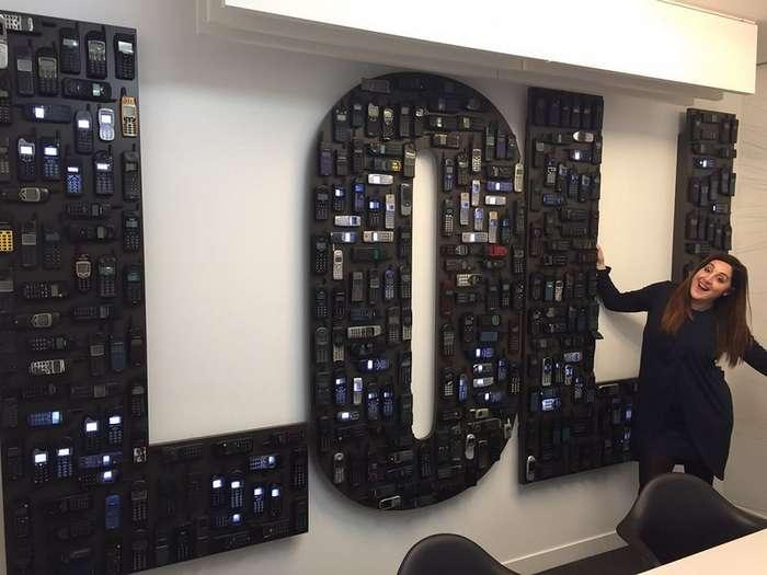 Работа мечты: офис туристической онлайн-компании в Лондоне