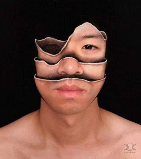 Невероятные образы и иллюзии от визажиста Мими Чой