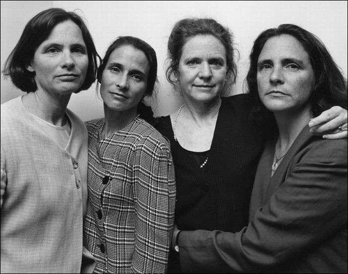 Четыре сестры