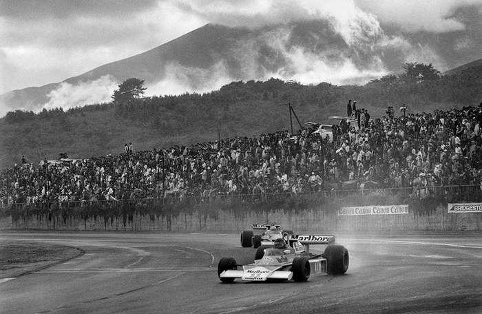 -В жизни есть вещи важнее чемпионского титула- - Гран-При Японии 1976
