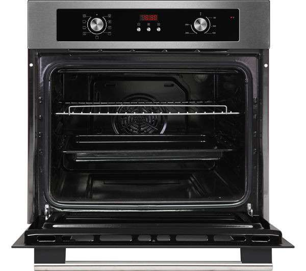 Как легко и просто почистить духовку