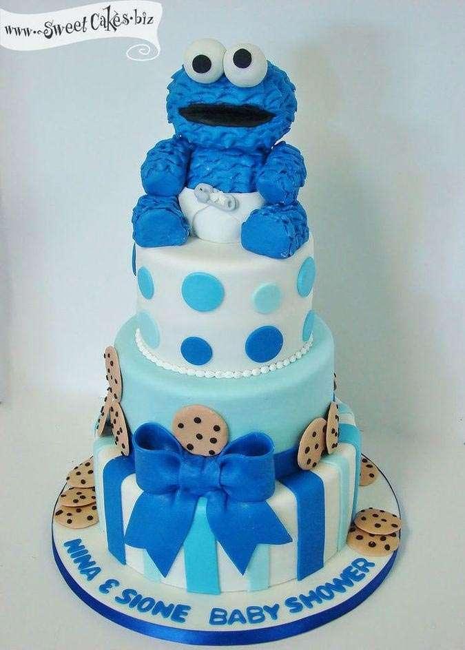 антастически красивые детские торты, которые слишком милые, чтобы их есть (Фото)