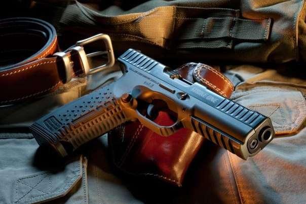 Пистолет -Чёрный стриж-
