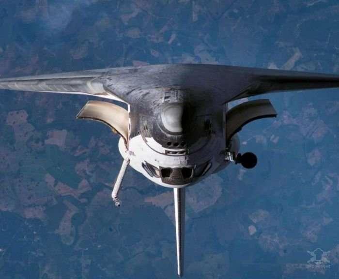Снимки из космоса