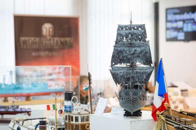 Выставка-конкурс стендового моделизма Минск-2017