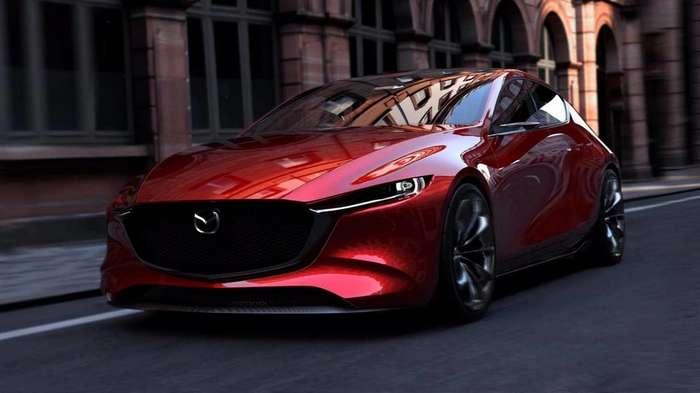 В Токио показали будущую Mazda3