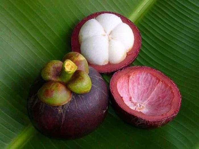 20 экзотических фруктов со всего света, о которых вы не слышали